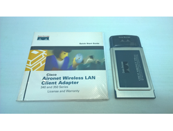 Адаптер Wi-Fi CISCO AIR-PCM352 (PCMCIA)
