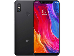 Xiaomi Mi8 6/64Gb Black (Global)