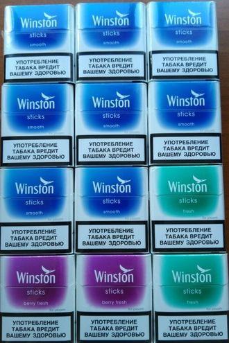 Табачные стики winston smooth цена сигареты саранск купить