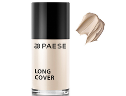 Тональный крем Long Cover Fluid (Alabaster) Paese