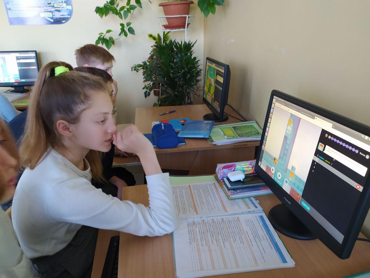 Школа № 28 - Новости - Урок цифры - Сети и облачные технологии