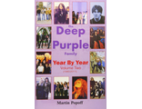 The Deep Purple Family Year by Year Vol. 2 1980-2011 Book Иностранные книги, Intpressshop