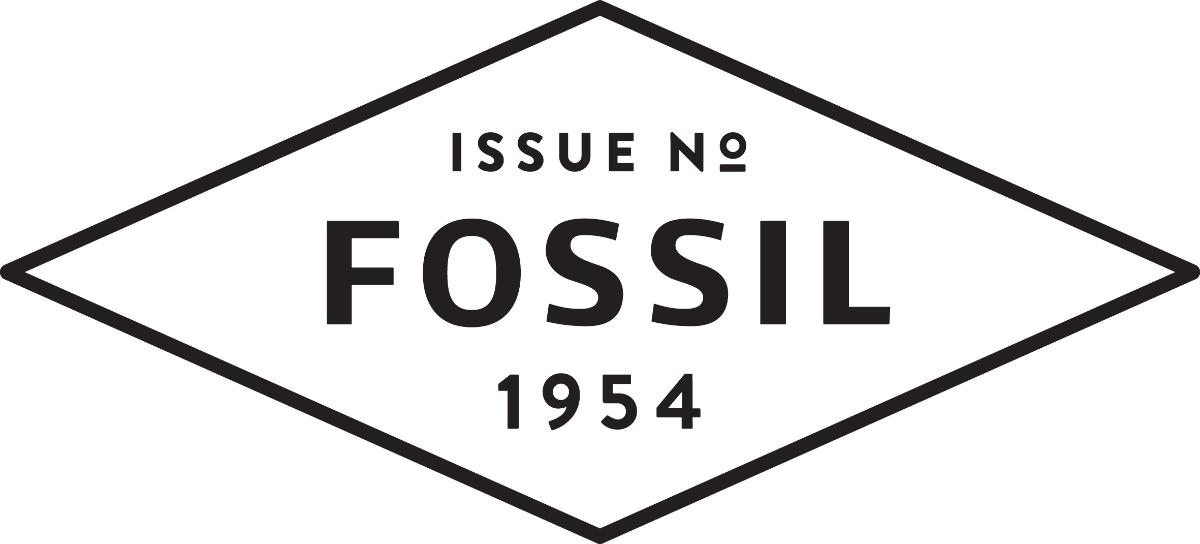 Fossil логотип
