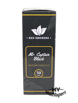 Mr. Captain Black - British Tobacco
