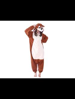 Пижама кигуруми Бурундук купить по цене 2090 рублей bf51ceb3c222d