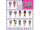 MGA Entertainment Кукла L.O.L. Surprise Bling Series, серия Лол Блестящие, 554806