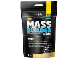 (VPLab) Mass Builder - (5 кг) - (шоколад)