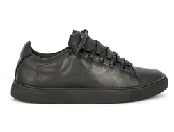 Зимние ботинки Balenciaga Low Black Winter