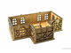 Modular House Kit: Fachwerk 2nd floor and higher