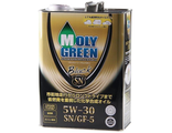 MOLY GREEN Black 5w30 4л
