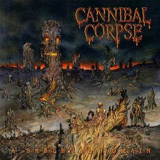 Cannibal Corpse A Skeletal Domain LP