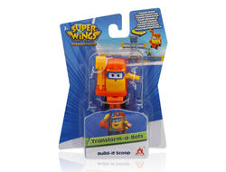 Мини-трансформер Auldey Super Wings Скуп, EU730013