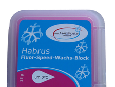 Фтор-Speed Wax Block Pink 35g