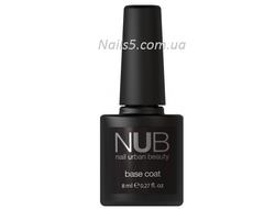 Основа под гель-лак NUB base coat 8 мл