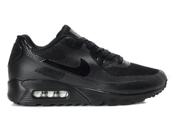 Nike Air Max 90 Hyperfuse Черные (36-45) Арт. 004MF