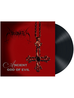 Unanimated - Ancient God Of Evil LP
