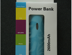 Power bank на 2600 mAh