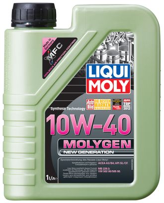 Molygen New Generation 10W-40 1л