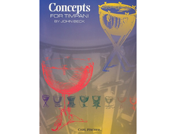 Beck, John Ness Concepts for timpani