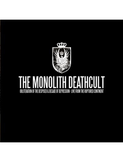 The Monolith Deathcult - Obliteration Of The Despised & Decade Of Depression LP