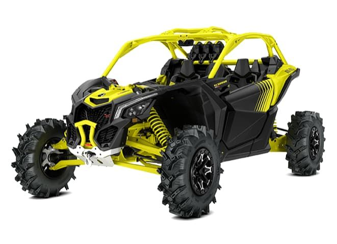 Прокат BRP Can-Am Maverick X3 в Яремче