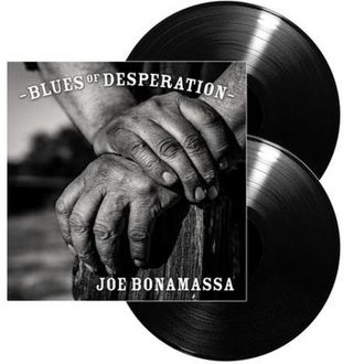 JOE BONAMASSA - Blues Of Desperation 2-LP