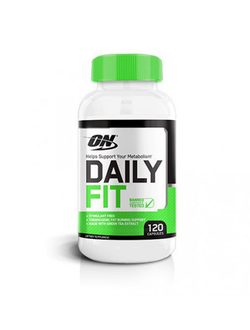 Жиросжигатель Optimum Nutrition Daily Fit 120 caps