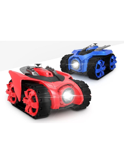 Машинка радиоуправляемая Xiaomi ZEGA intelligent battle tank Leo and Gondar комплект