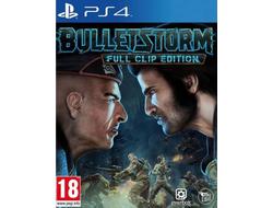 Купить PS4 Bulletstorm: Full Clip edition (б/у)
