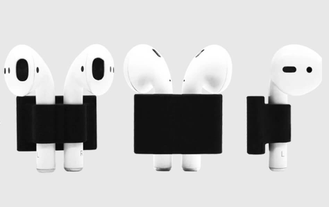 наушники apple airpods чехол