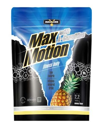 Maxler Max motion with L-Carnitine 1 кг
