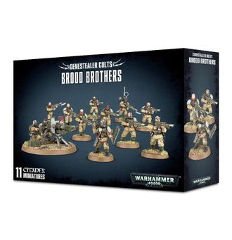 Warhammer: Genestealer Cults Brood Brothers