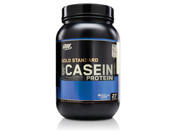(Optimum Nutrition) 100% Casein Protein - (908 гр) - (шоколад с арахисом)