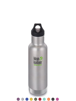 Термобутылка Klean Kanteen Insulated Classic Loop 20oz (592 мл)