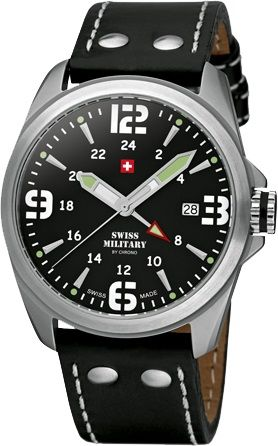 Швейцарские часы Swiss Military by Chrono SM 34034.05 / 29000ST-1L / SM34034.05