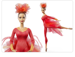 Мисти Коупленд Барби / Misty Copeland Barbie