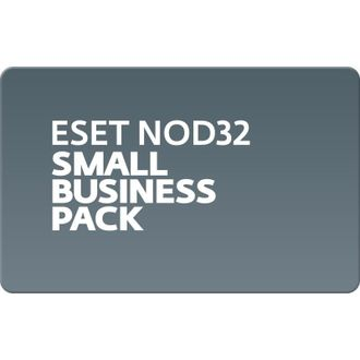 NOD32-SBP-NS(KEY)-1-5 ESET NOD32 SMALL Business Pack newsale for 5 user