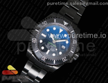 Pro Hunter Deepsea D-Blue 116660 PVD All Black Black/Blue Dial