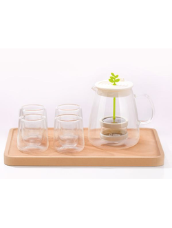 Чайный набор Xiaomi 17PIN borosilicate tea fun pot set