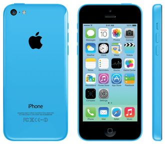 Купить iPhone 5C 8Gb Blue в СПб