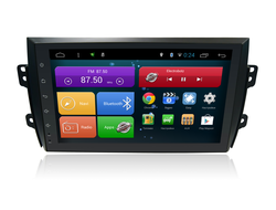 "Автомагнитола MegaZvuk AD-9026 Suzuki SX4 I (2006+) на Android 6.0.1. Quad-Core (4 ядра) 9"" Full Touch"