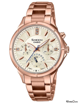 Часы Casio Sheen SHE-3047PG-9AUER