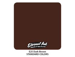dark brown - Eternal (оригинал США 1/2 OZ - 15 мл.)