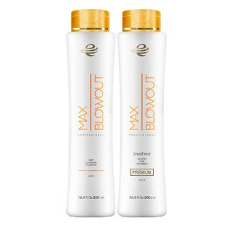 Max Blowout Premium Hair Treatment 500/500 мл.