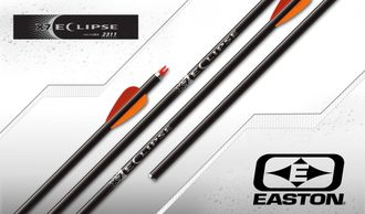 ТРУБКИ EASTON X7 ECLIPSE BLACK 6шт