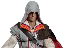 АССАСИН ЭЦИО АУДИТОРЕ (АССАСИН КРИД 2) - КОЛЛЕКЦИОННАЯ ФИГУРКА 1/6 SCALE Assassin's Creed II– Ezio C