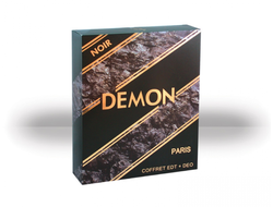Demon Noir gift set for men