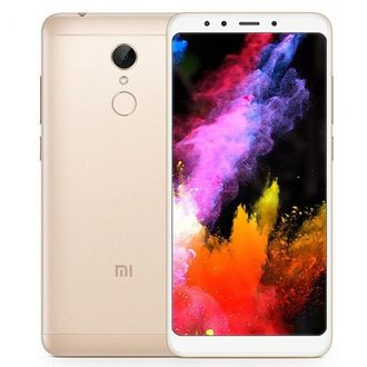 Смартфон Xiaomi Redmi 5 16GB Gold (золотистый)