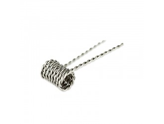 Готовый Коил: Twisted Kanthal wire 28AWG*2
