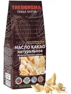 Какао масло, 250г